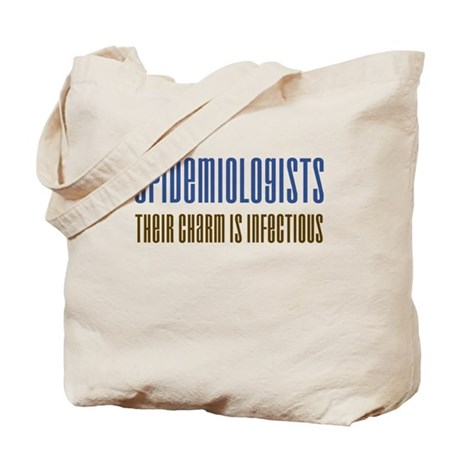 Epidemiologists Charm Tote Bag