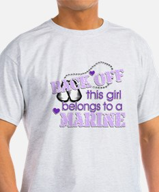 Cute Sister of a us marine T-Shirt