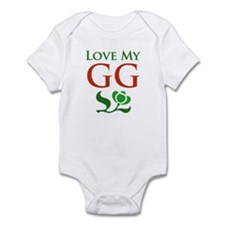 Love Grandmother Infant Bodysuit