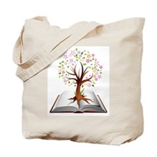 Reading is Knowledge Tote Bag