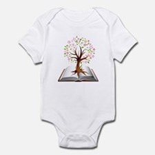 Reading is Knowledge Infant Bodysuit