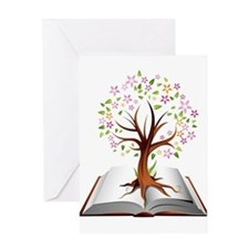 Reading is Knowledge Greeting Card