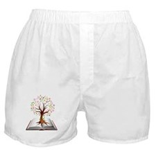Reading is Knowledge Boxer Shorts