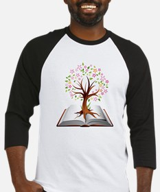 Reading is Knowledge Baseball Jersey