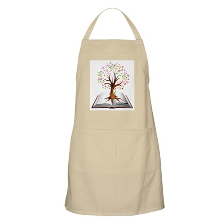 Reading is Knowledge BBQ Apron