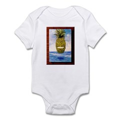 Smiling Pineapple Infant Bodysuit
