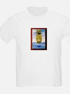 Smiling Pineapple T-Shirt