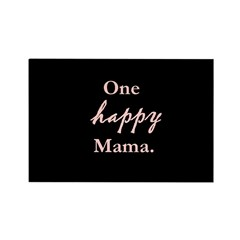 One happy Mama. Rectangle Magnet (10 pack)