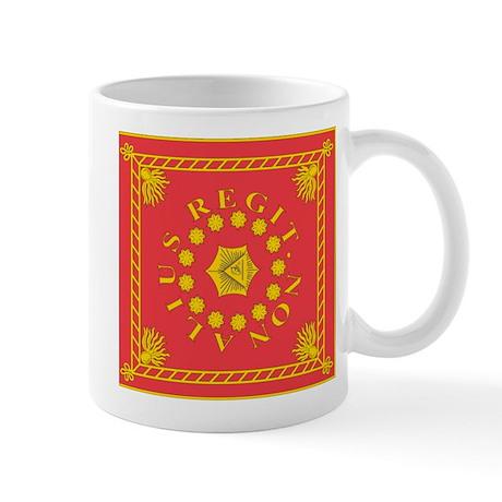 Pulaski's Legion Flag Mug