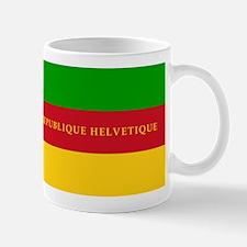 Helvetic Republic Flag Mug
