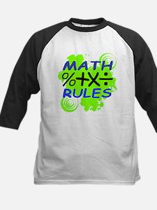 Math Rules! Tee