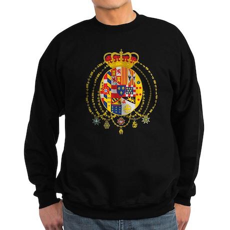Kingdom of Two Sicilies Coat Sweatshirt (dark)