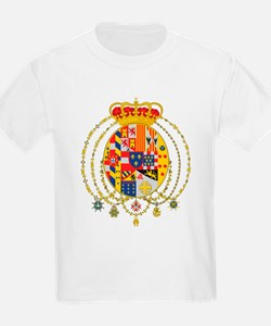 Kingdom of Two Sicilies Coat T-Shirt