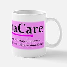 ObamaCare - Side Effects Mug