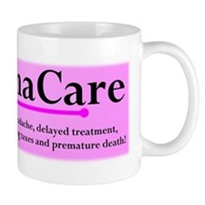 ObamaCare - Side Effects Mug