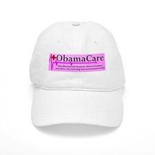 ObamaCare - Side Effects Baseball Cap