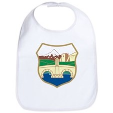 Skopje Coat of Arms Bib