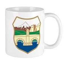 Skopje Coat of Arms Mug