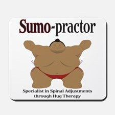 SUMO-practor Hug Therapy Mousepad