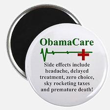 ObamaCare - Side Effects Magnet