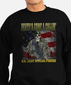 Death - Spec Forces Sweatshirt