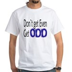 Odd White T-Shirt
