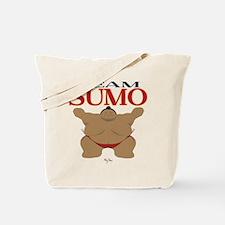 Team SUMO Tote Bag