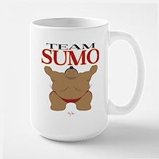 Team SUMO Large Mug
