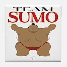 Team SUMO Tile Coaster
