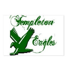 Templeton Eagles (17) Postcards (Package of 8)