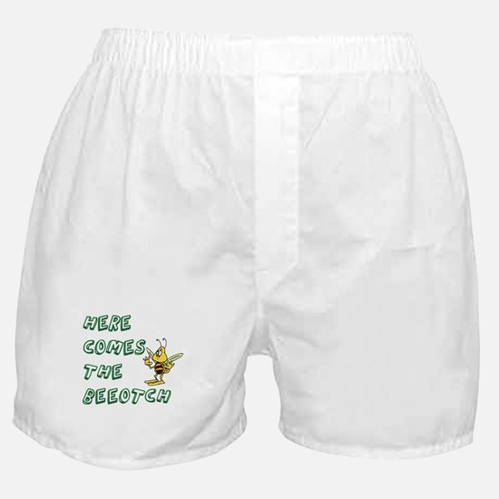 Cute Family and life humor Boxer Shorts