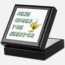 Cute Place humor Keepsake Box