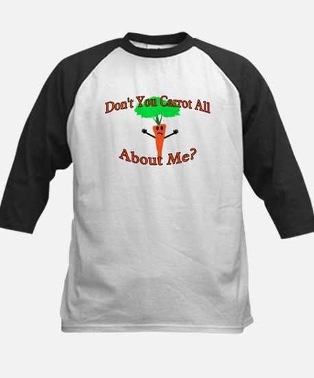 Don't You Carrot All Kids Baseball Jersey