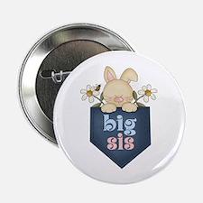 """Cute Big Sis 2.25"""" Button"""