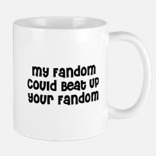 Fandom Beatdown Mug