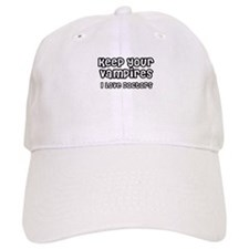 Vampires Baseball Cap