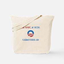 Dissent Tote Bag