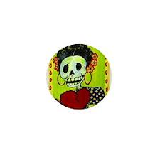 Frida Mini Button