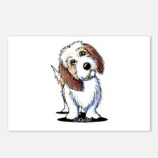 PBGV Postcards (Package of 8)