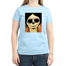 Cute Valentine sugar skull T-Shirt