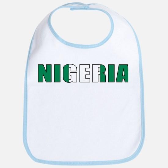 Nigeria Bib