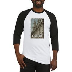 Vintage Cuba Baseball Jersey