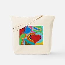 Fiji in my Heart Tote Bag