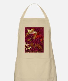 In the Night Forest BBQ Apron