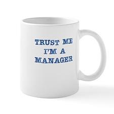 Manager Trust (blue) Mug
