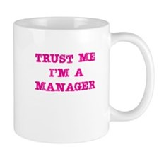 Manager Trust (pink) Mug
