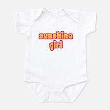 Sunshine Girl Infant Creeper