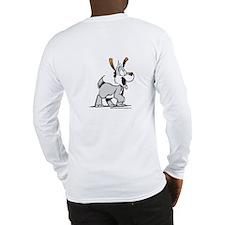 Unique Buckles Long Sleeve T-Shirt