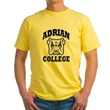 adrian college bulldog wear T