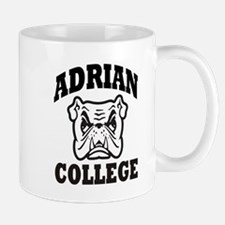 adrian college bulldog wear Mug